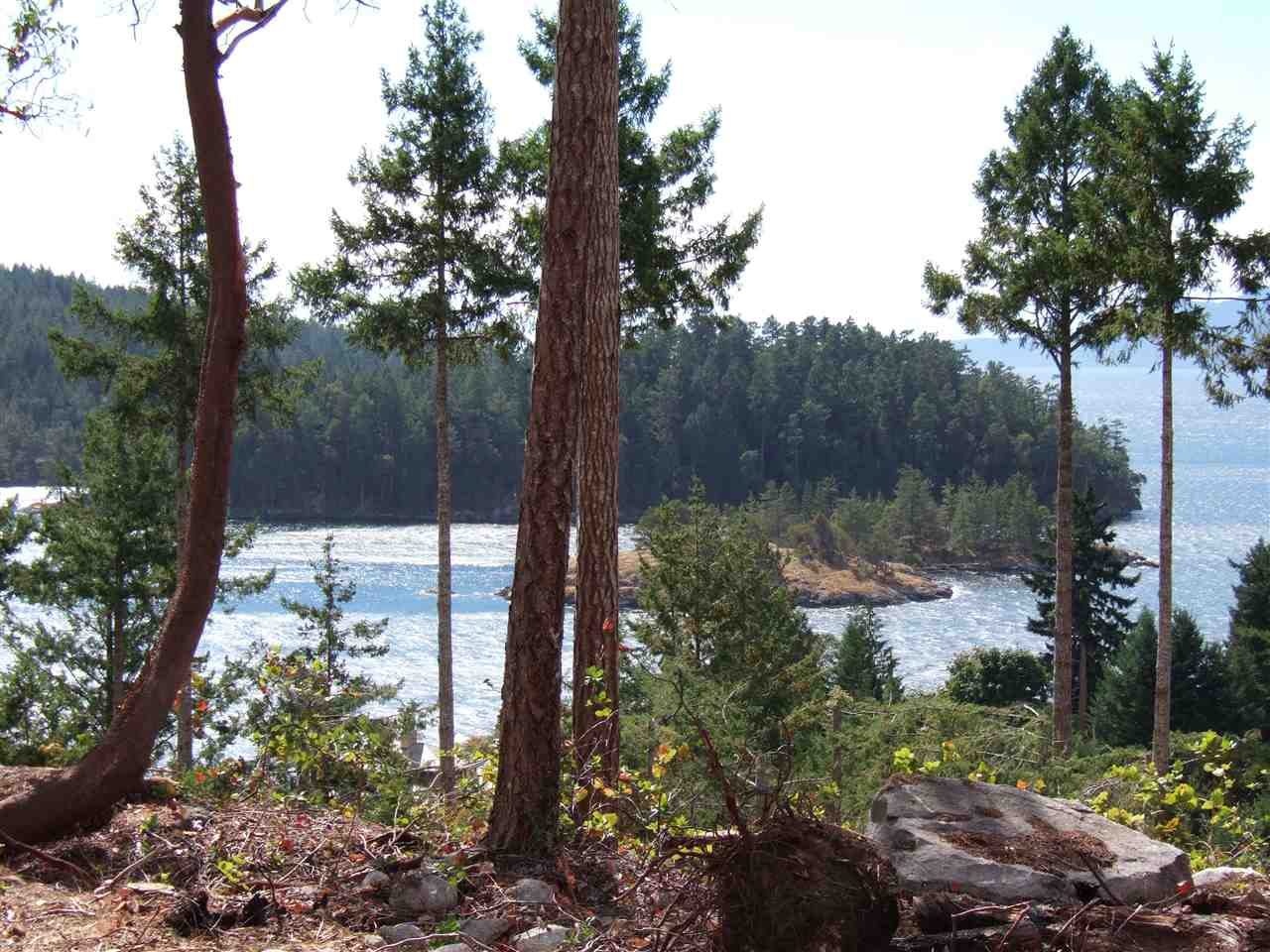 Exclusive Pender Harbour Landing Development Freehold, Non-Strata Ownership. Practical Building Guidelines w/no mandatory start date for construction. Awesome Outlook from bluff setting on 1.41 acres oceanfront.