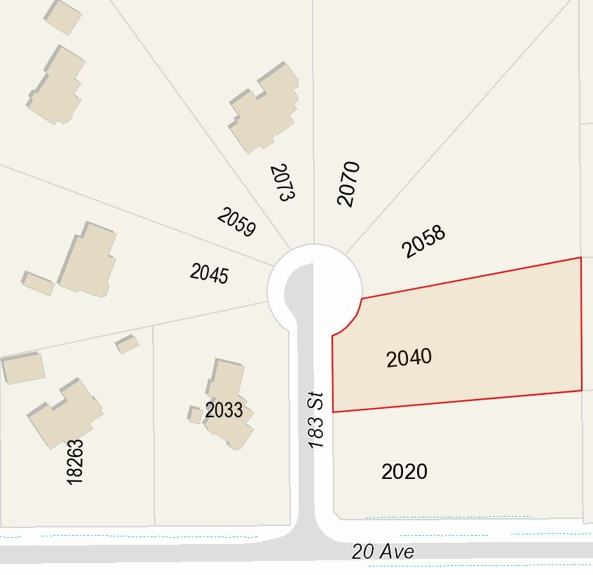 """""""REDWOOD ESTATE ACRE LOTS"""" LOCATED ON CUL-DE-SAC PERFECT LOCATION FOR YOUR ESTATE AND ACCESS TO ALL AMENITIES."""