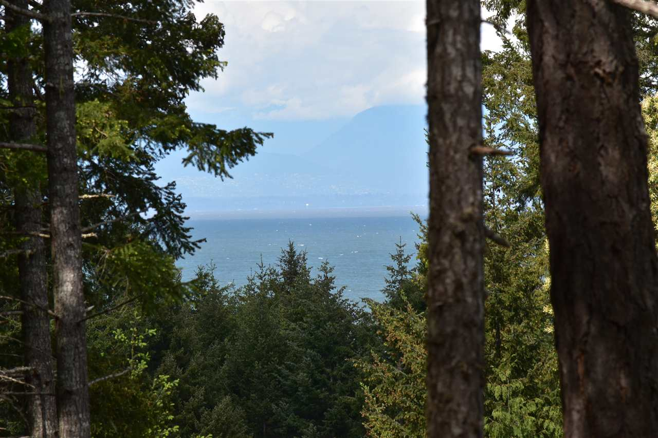 Lovely acreage with ocean view and privacy on Galiano's south end. an easy 15 minute walk from Sturdies Bay Ferry. Near the community school. Septic installed, Hydro installed, excellent community water system. Homesite has been cleared, two driveways are in. High speed internet available. Zoning allows for 2 dwellings.