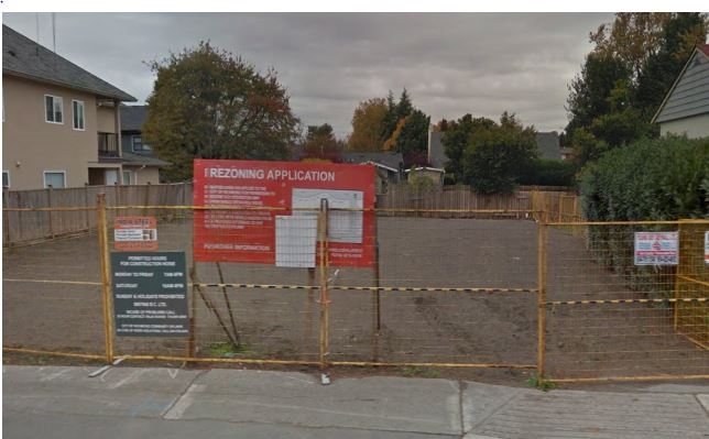 RARE OPPORTUNITY: 2 LOTS, 33 X 100 EACH. With back lane. PLA available. Plans ready. Each house has 2 car garage from the back lane. Will be ready to build soon, plans have to be approved by the City of Richmond yet. Close to shopping center on No. 5 and Steveston Hwy. Nearby bus stop. Easy access to Vancouver and Surrey.