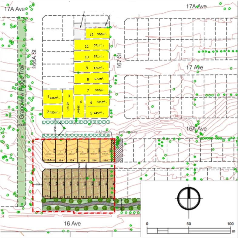 DO NOT MISS THE NEW INVESTMENT OPPORTUNITY! MUST BE SOLD WITH 16679 16 AVE MLS#2139974. IN THE LAST STAGE TO BUILD NEW PROPERTIES THERE. CALL NOW