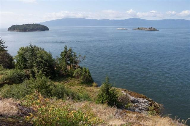 Daniel Point high-bank waterfront. Features unobstructed vista views of Malaspina Strait.
