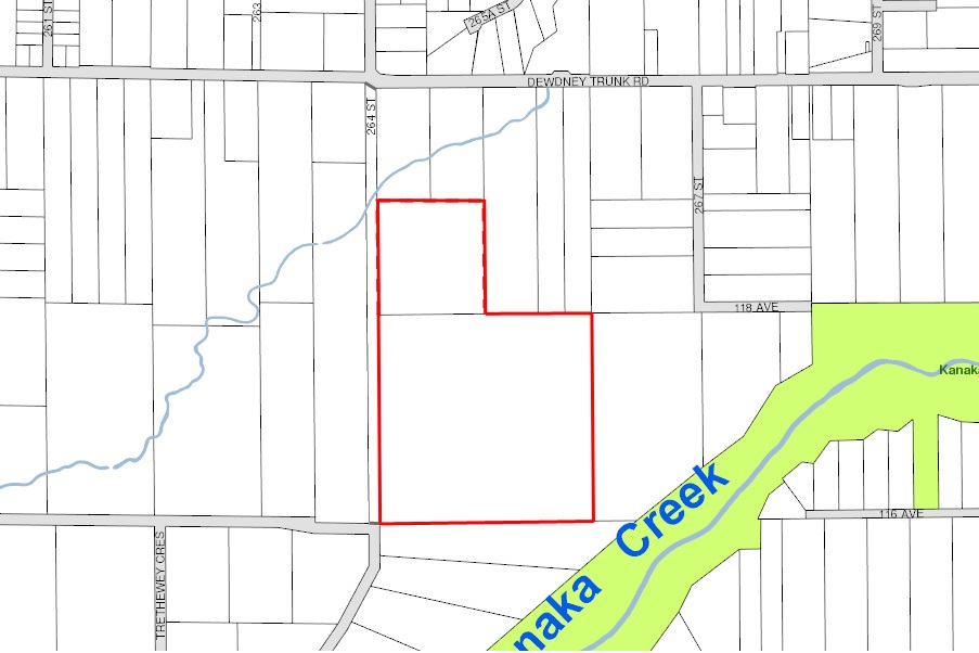 Located in Maple Ridge, one of the fastest growing cities in Metro Vancouver. This 50 acre property is heavily treed and it is zoned RS3 within the ALR. A very rare opportunity to find such a large property offered for sale in Metro Vancouver.