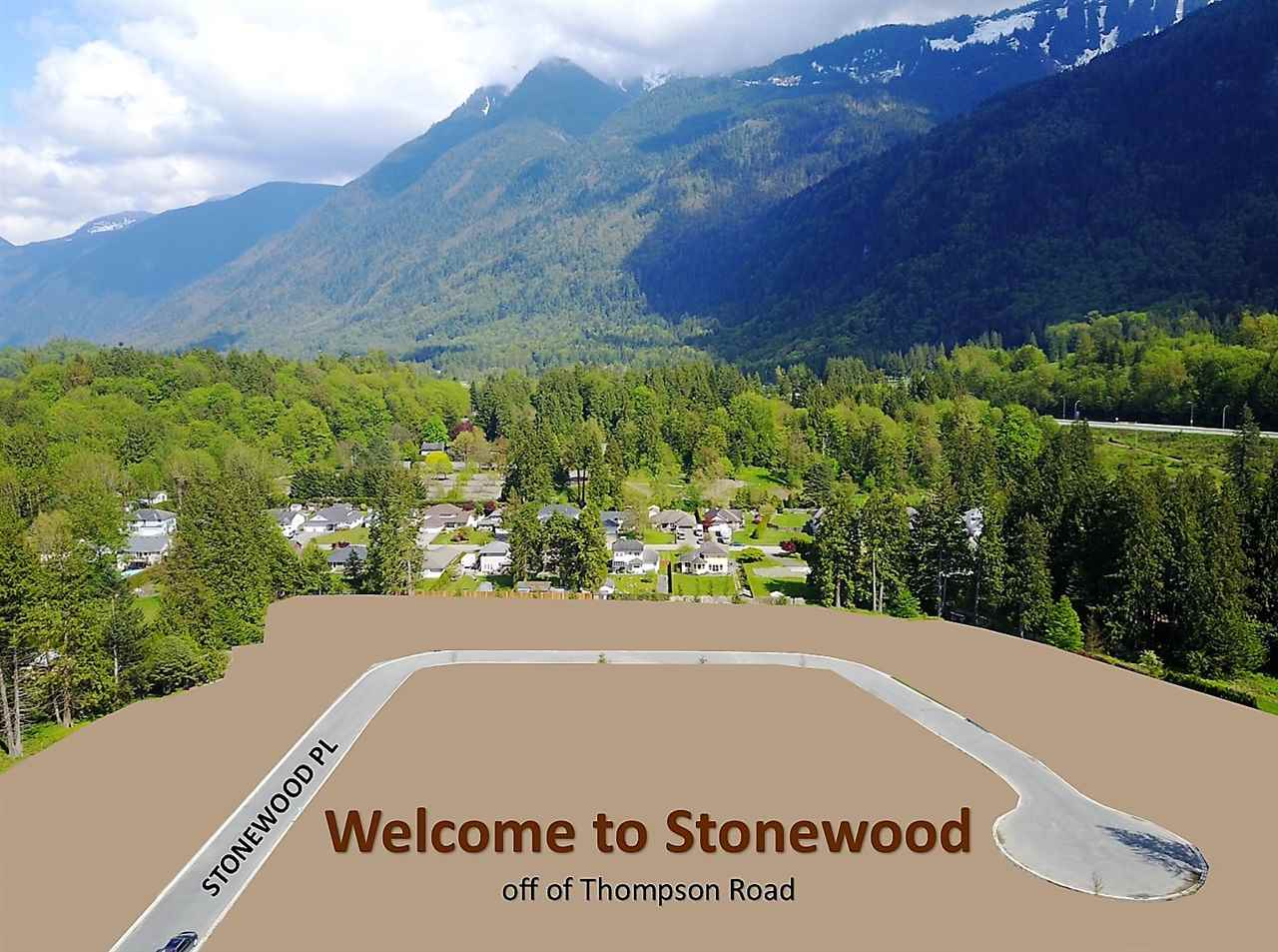 Stonewood! New single family home lots in a pristine country setting. Large lots have amazing mountain views, level lots, great area! Lots are fully services. Building scheme in place, basements permitted. Very nice area!