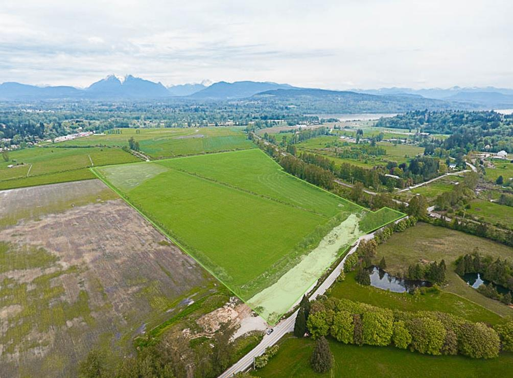65 acres of vacant land located in Fort Langley. Subject property faces South and is in RU-4 zoning. Fertile soil suitable for a wide variety of crops, fruits and vegetables. Property boasts gorgeous surrounding mountain and valley views. This is an excellent investment and a great location to build your dream home. Minutes away from Downtown Fort Langley, Walnut Grove Shopping Centre, Redwoods Golf Course and Trinity Western University. Property has easy access to Highway #1. Adjacent property also for sale, (MLS# R2166141). Can be sold separately or together.
