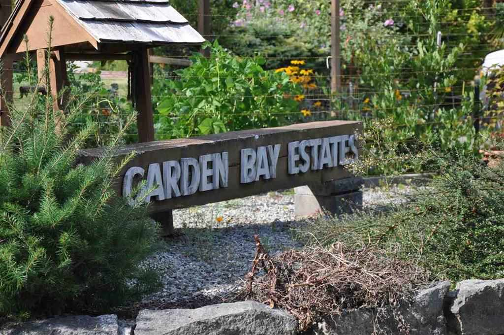 """Bring your building plans! Fabulous """"Walk to everything"""" location in the quaint seaside village of Garden Bay. Moor your boat at one of the many nearby marinas & enjoy your Sunshine Coast hide-a-way! Build your dream home or vacation cottage on one of the last corner lots available in the Garden Bay Estates. This level pie-shaped building lot offers plenty of privacy (the only neighboring property is a vacant lot). Nearby amenities include public boat moorage, marinas, Pub, restaurants, historic John Henry's general store (liquor and post office) & moments from lake country. Vancouver Yacht Club is a short walk away. Fishing charters, hiking, scuba diving are but a few activities to enjoy in this beautiful recreation destination. Call Lising agent for more information. Won't last!"""