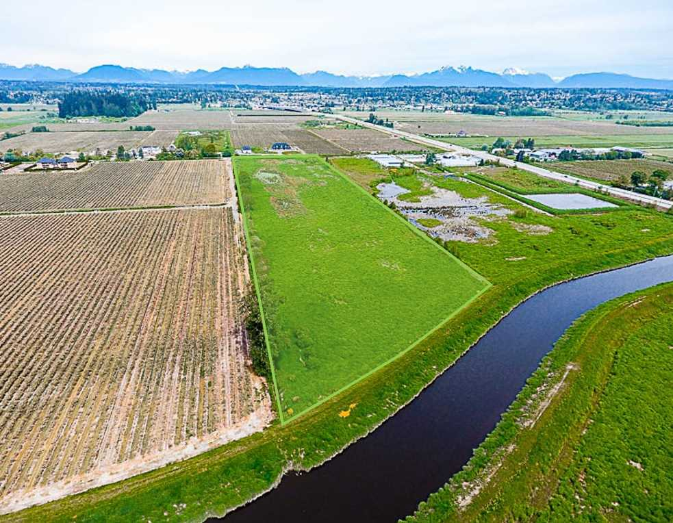 Amazing 15 acres located in Cloverdale close to South Surrey and all amenities. Fertile soil suitable to grow various types of crops, fruits and vegetable. Perfect location to build your dream estate home with amazing mountain views on a quiet inner street. Quick and easy access to Highway #10, Highway #15 and the Peace Arch Border Crossing (USA). This property presents endless opportunity take advantage now!