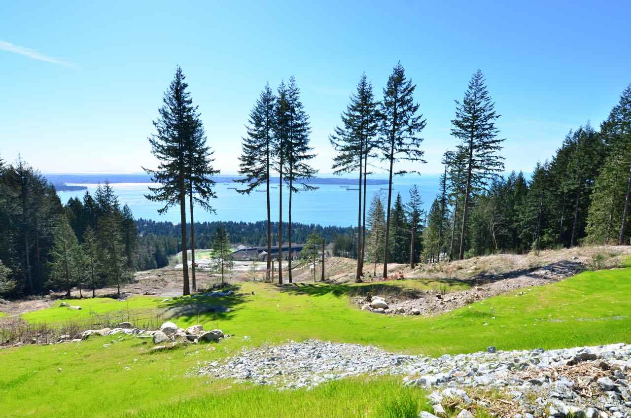 West Vancouver prestigious ESTATE. Last of few super big Lots in the sought-after Whitby Estate Community. Panoramic view overlooking the City, Ocean and Breath Taken Mountain.  Close to Ski Park, Future Community Center and Famous Private Schools (Mulgrave and Collingwood). Build your own customized dream home on the crown of this beautiful city, create your own resort for your family. Call for more details.