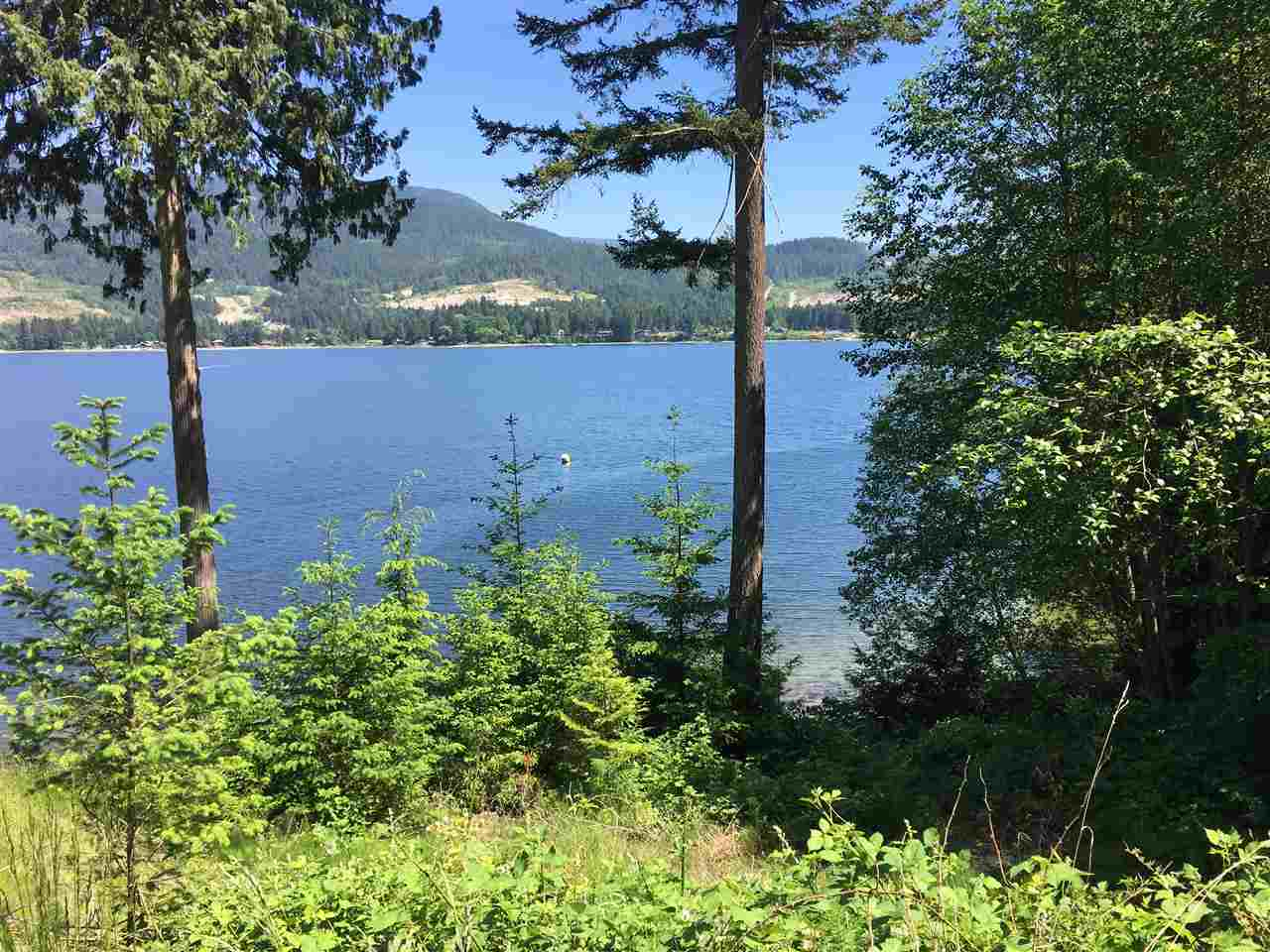 49 feet of Prime Inlet Waterfront. In a neighbourhood of newer high end homes with underground services. Stand up paddle board or kayak right out your front door. Close to golf course, marina, walking trails. For additional information and pictures click Realtor website.