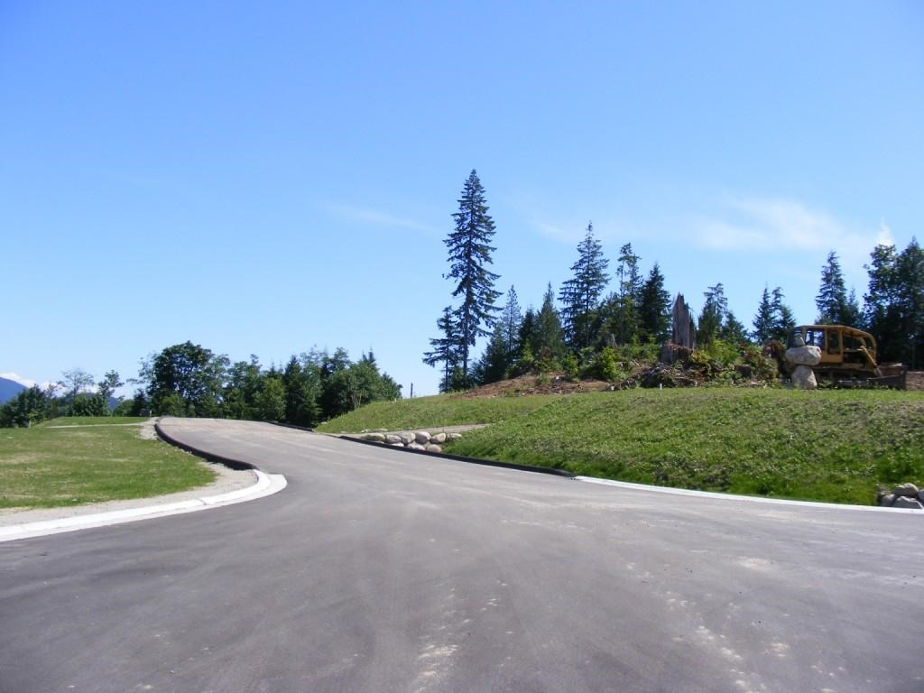 Great Development / Investment Opportunity: Large sub-dividable property (~124 acres) that is prime for development, with panoramic views across Howe Sound (mountain, island & ocean). Located in the Elphinstone Crossing Estates Development area that is very close to the Langdale Ferry Terminal (~3km). Currently zoned for a blend of 5 & 10 acre lots, with paved roads & underground Hydro & Telus Fibre Optic lines virtually at the property boundary. Split Zoning (75 acres RU2 / rest in ALR). Develop the whole property now, or subdivide a portion & retain an estate sized parcel for personal use.