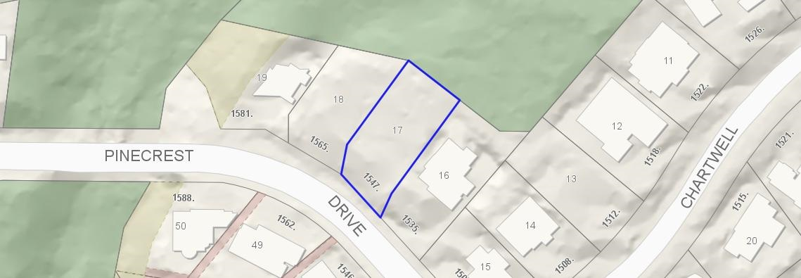 Large, rarely available building lot in prestigious British Properties.  Beautiful south facing view over Vancouver and English Bay.  Adjacent lot of approx 12,000 sq.ft. is also available.  Call L.S. for more information.
