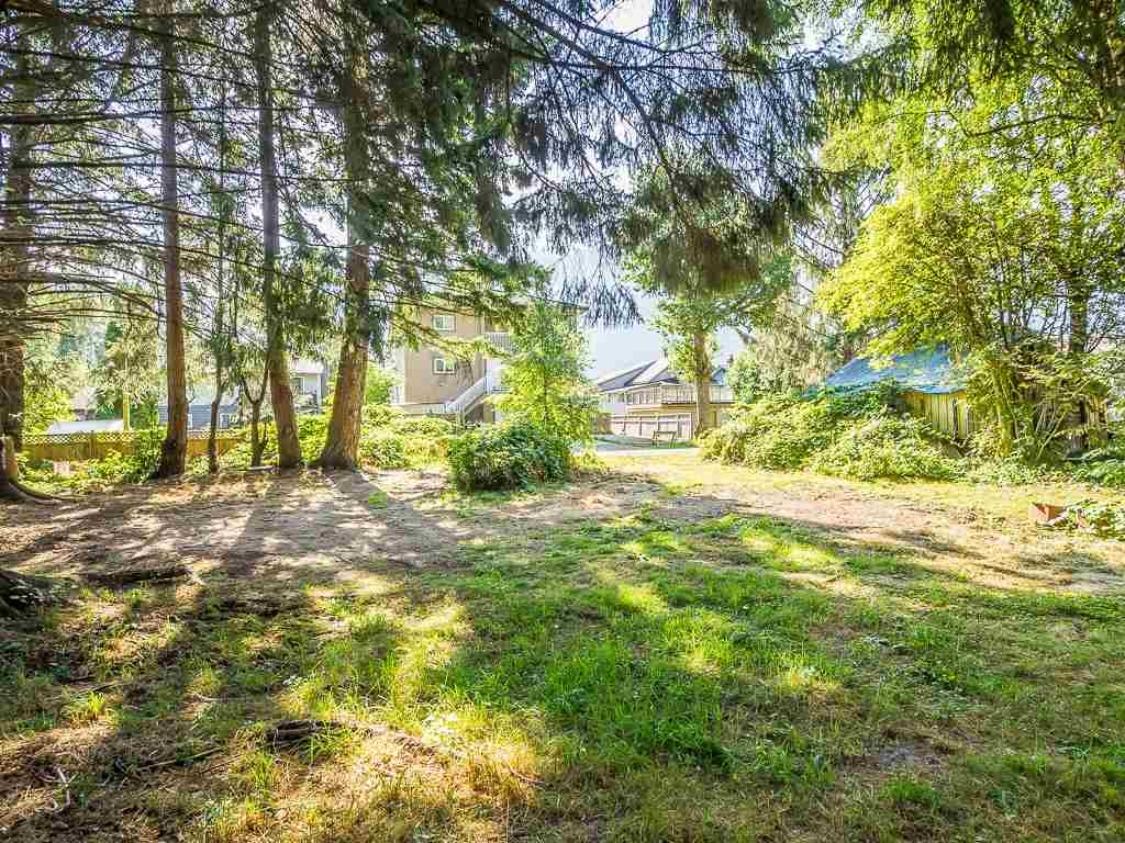 Perfect Building opportunity in growing Downtown Squamish. This property is zoned for duplex and is a great location at the end of a private street. Next to hiking trails and an easy walk to shopping and close to schools and all recreation. Height Restriction is 9 metres for the building Setbacks are 7.62 metres front and back. Environmental must be done to determine setback to the creek bed.