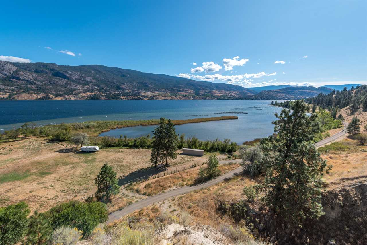 One of the last undeveloped trophy lakefront properties in the Okanagan. A rare opportunity to own a private 4.8-acre estate on breathtaking Skaha Lake in Kaleden in the heart of British Columbia?s thriving Okanagan Valley and world-renowned wine country. The property has an unbelievable private beach large enough for 3 beach volleyball courts side-by-side. A lakefront property with these incredibly unique features demands a buyer with the vision to create one of the Okanagan?s top residential estates. Just a four-hour drive from Vancouver International Airport or located just 10 minutes from Penticton Regional Airport with direct flights to Vancouver and Calgary. Skaha Lake is known for its warm clear water, beautiful beaches and outstanding water-based activities.