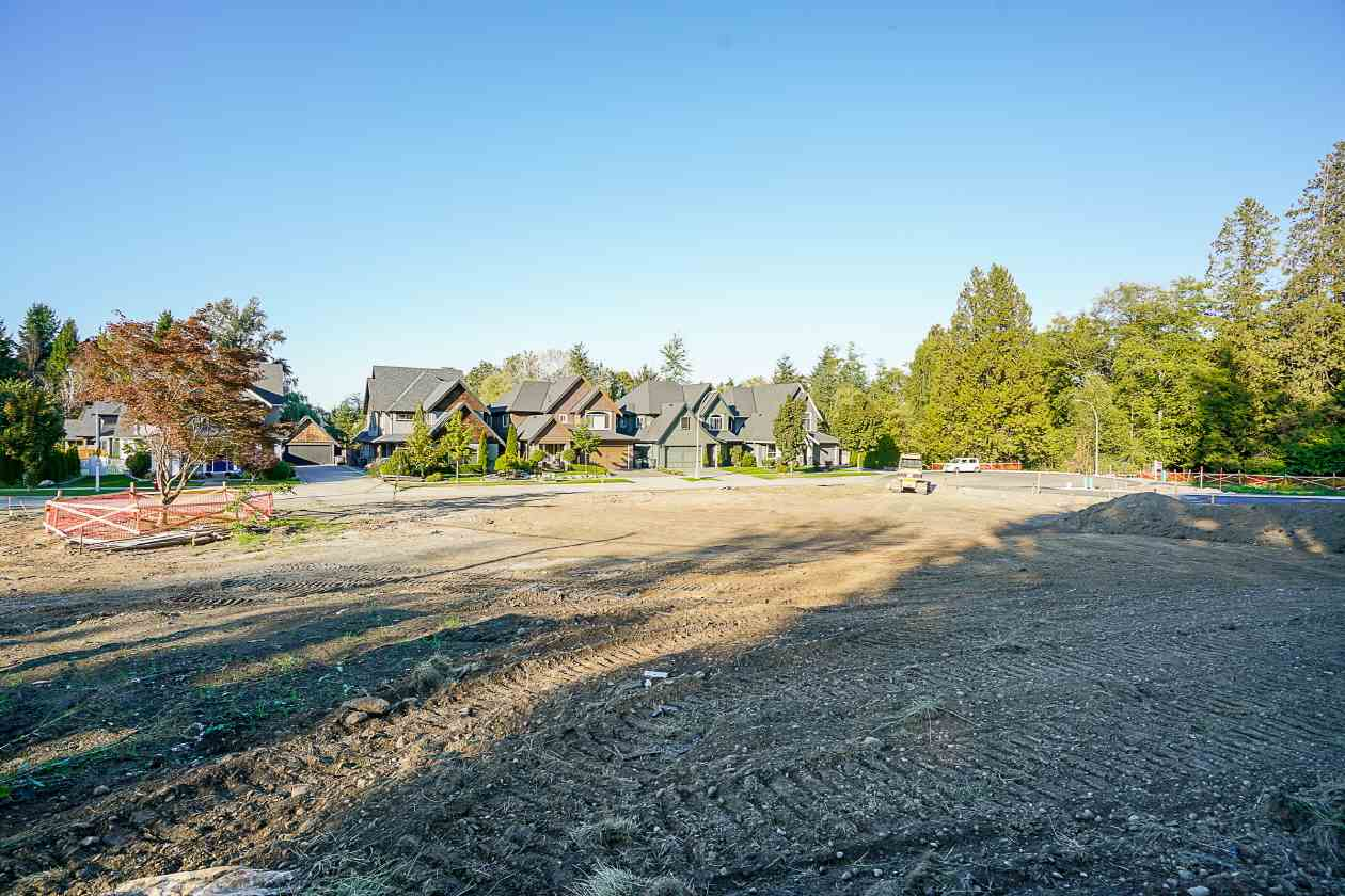 South Surrey Living !! In the prestige heritage Elgin-Chantrell neighborhood 4677 sqft RF12 building lot (#5) is available! In process of servicing and expected to complete by end of October. In the catchment of Chantrell Creek Elementary and Ecole Elgin park Secondary schools, lot accommodates a 3 story home. Build your dream home in a well sought after million dollar neighborhood that is minutes away from Parks, Recreation, Golf course, Crescent Beach & Community Center. Quick access to HWY 99. Steps away from the Semiahmoo trail that will be upgraded by City of Surrey. Will look at all decent offers.