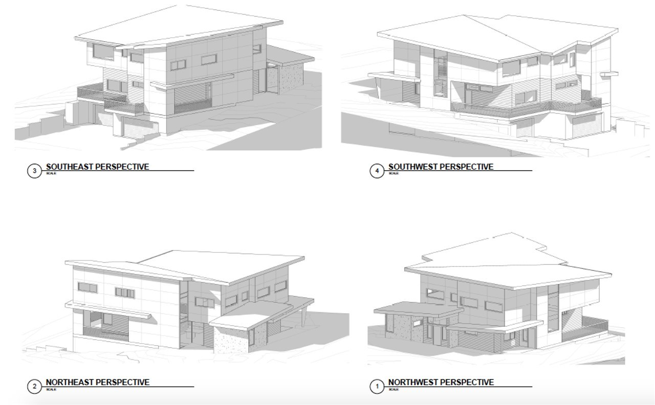 DUPLEX building lot w/ lane in Burke Mountain. 66 x 122 (8,042 sqft) w/ South exposure. Fully serviced storm, sewer, water, gas, hydro at lot line. Building plans available for 3 level duplex homes, totaling 7,055 SF. Duplex A allows 3,900 SF with double car garage. Duplex B allows 3,155 SF with double car garage. Or apply to subdivide into 2 lots.