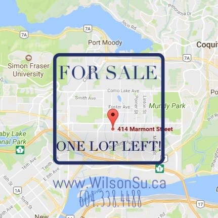 One of the first new smaller subdivided lot approved by the City. Located in Central Coquitlam which is close to transit, shopping & schools. This beautiful flat lot consist of 4026 SF & can build up to 3200 SF, 3 level custom home. The main address will be Madore Ave. This is your opportunity to build your own custom home & live in a great area. Why purchase from a builder & not get everything you want. Perfect for families that want to upgrade, investors & builders. New homes in the style are selling for $1,800,000. Call now for an information package. This won't last.