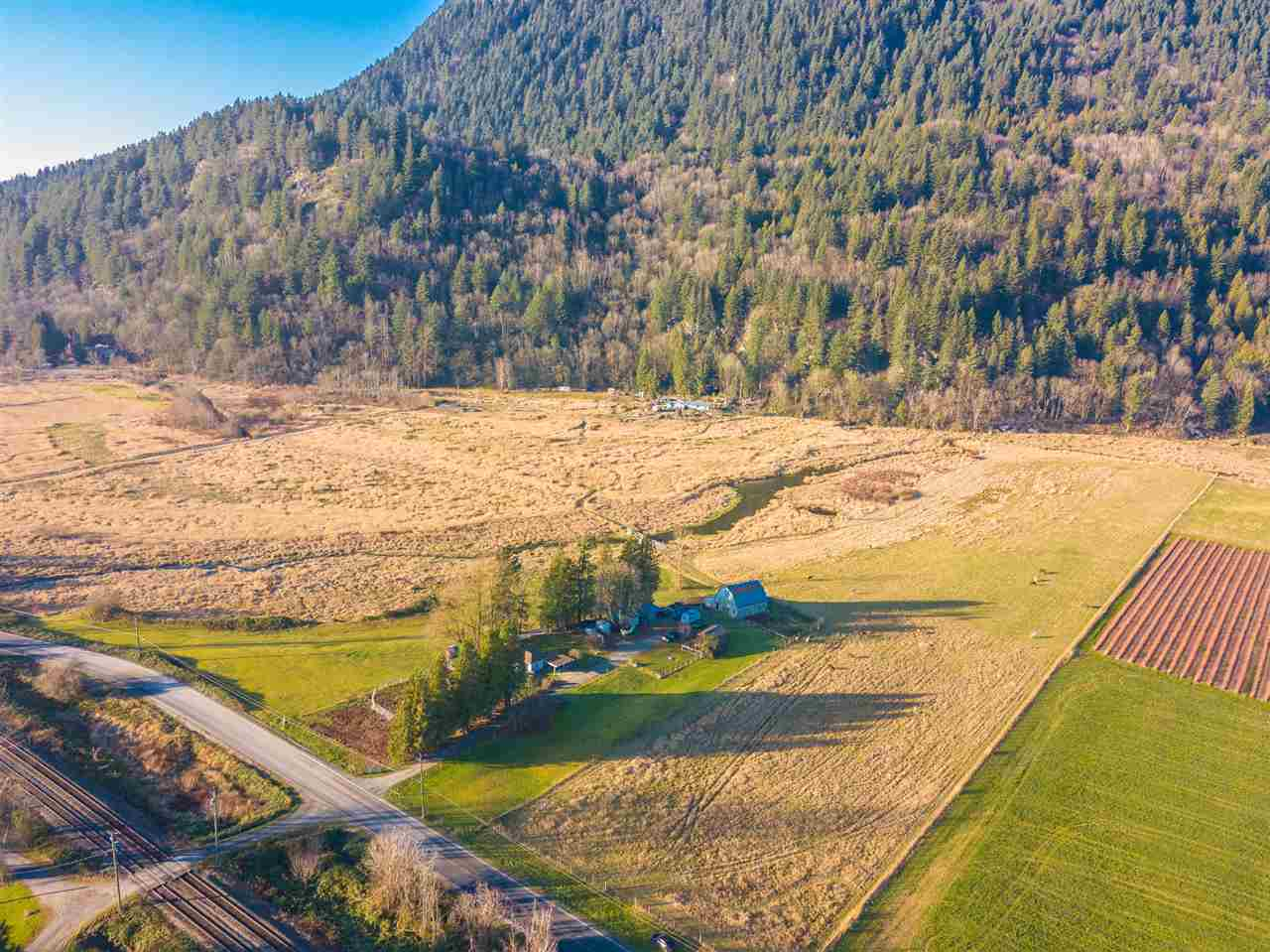 Excellent opportunity to build your dream home and farm on this nearly 48 acre parcel offering the valley's best soil and less than 10 minutes to town make this a real one of a kind find. Property to viewed by appointment only. Call today for further details