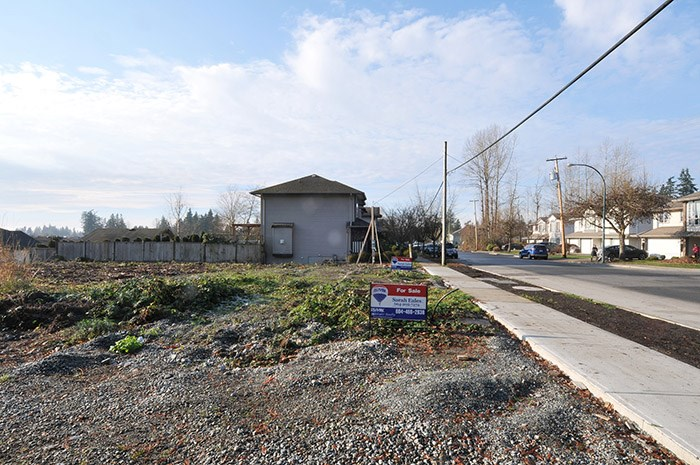 Fully serviced lots (Civic address 23920 118th) near popular schools, transit, parks, recreation, shopping plaza with Save On Foods, Starbucks etc.. New little commercial pod being built close to this lot soon which will have a popular coffee shop! Front doors face 118th Ave with lane access to a future potential detached garage & future 2 storey with basement home! Great location all around!