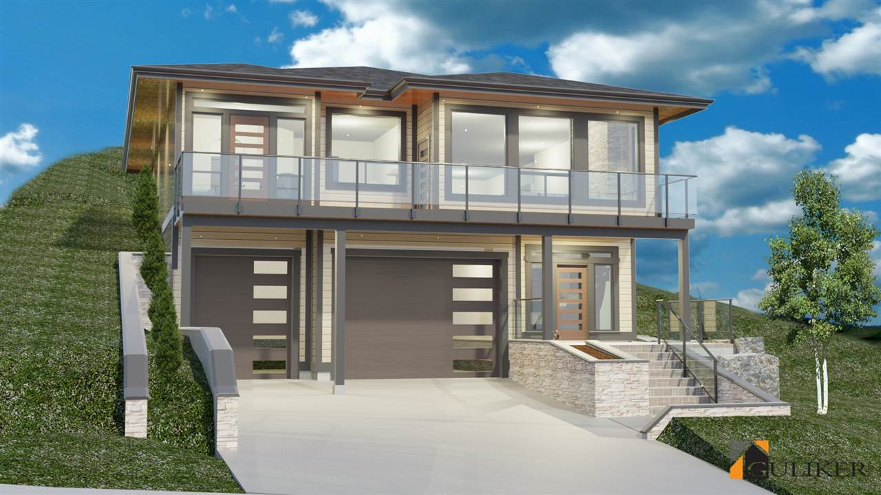 Over 9000 sq. ft. lot located in the sought after Emerald Ridge gated golf course community at The Falls Golf Course. This is one of the last few lots left, overlooking the golf course, with panoramic mountain and valley views. Build your dream home, or use the fully designed plans by Guliker design, which are ready to apply for building permits. Are options to arrange for a licensed builder to complete the project. Call today to receive your package, as this coveted lot won't be available for long.