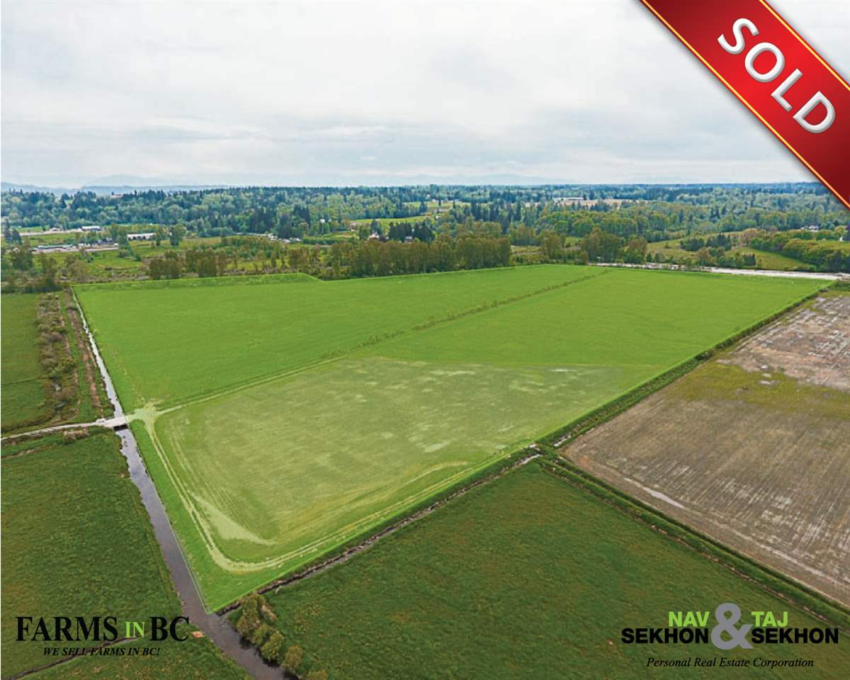 65 acres of vacant land located in Fort Langley. Subject property faces South and is in RU-4 zoning. Fertile soil suitable for a wide variety of crops, fruits and vegetables. Property boasts gorgeous surrounding mountain and valley views. This is an excellent investment and a great location to build your dream home. Minutes away from Downtown Fort Langley, Walnut Grove Shopping Centre, Redwoods Golf Course and Trinity Western University. Property has easy access to Highway#1.