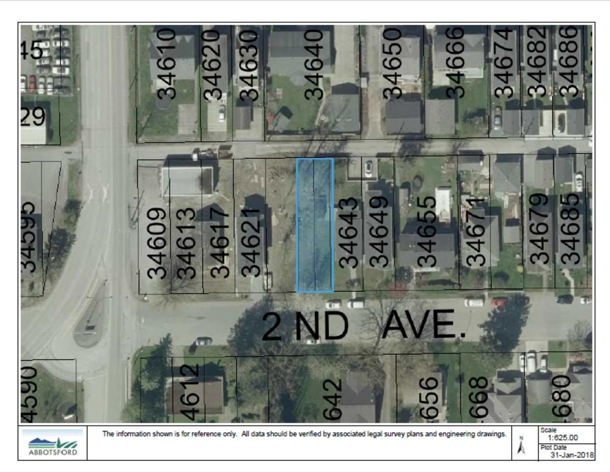 Build your new home in Huntingdon Village. Near US border in an area of newer homes, level lot with a back lane for parking that extra vehicle. 2 storey homes are permitted with a crawl space. Homes always sell quickly in the neighbourhood. Call any time.