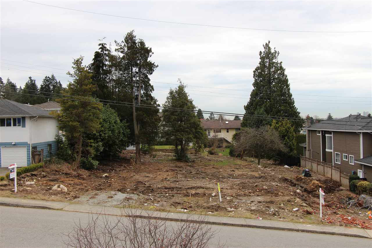 A very rare find, 2 side by side level lots in North Burnaby's prestigious Westridge neighborhood. Enjoy lovely water view from the North end of these properties and Metrotown views from the Southern exposed rear yard. Each lot is 50x151. This fabulous location offers great hiking trails at your doorstep, close to SFU, Burnaby North High School, golf course and several elementary schools. Survey's and excellent building plans available. A golden opportunity on a quiet street in an exclusive area. List price is per lot.
