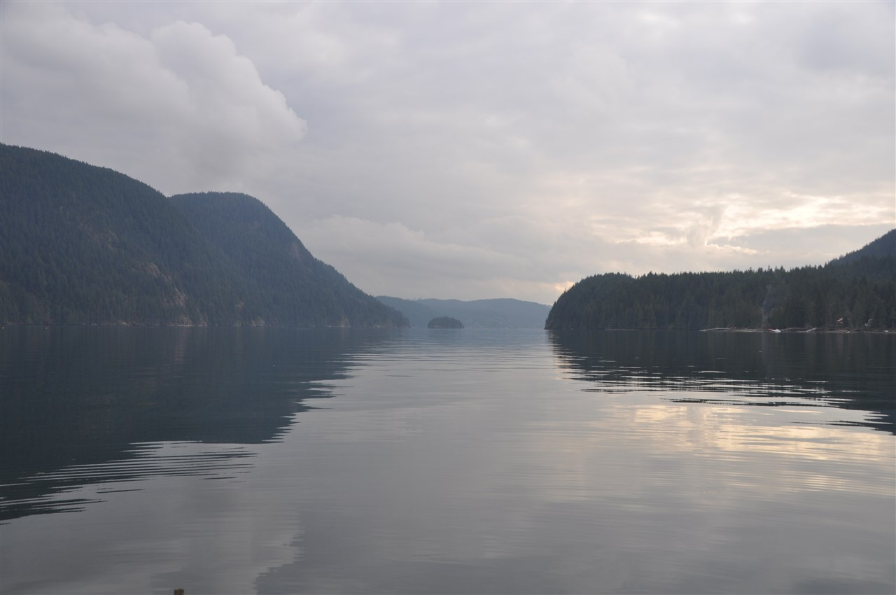 Waterfront lot on Best Point in Indian Arm. Approx. 4 miles north of Deep Cove. South exposed and on the North Shore side of the Arm. Part of a 14 lot freehold subdivision. Located next to B.C. Park Land. Water access ONLY. No road access or services.