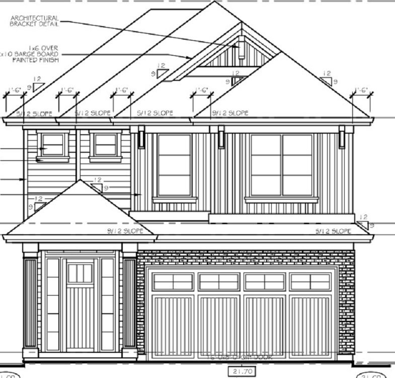 Build your dream home today in a nice developing neighbourhood, just minutes from nearby shops and schools. Lot size allows you to build a house over 3,000 sq.ft. with the possibility of 5 bedrooms and 4 washrooms. House plans are avaible to view, this lot will not last long. Call today!