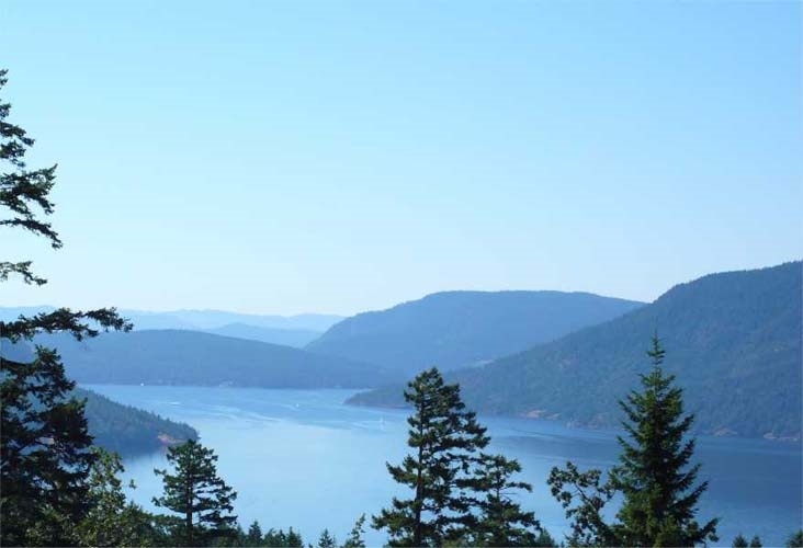 Considered the very best panorama view building lot in phase 6 at Channel Ridge on special Salt Spring Island. Expansive ocean views, plus islands & mountain background. Sunny 0.504 acre, S/SW exposure, treed, serviced building site & beautiful topographical features. On community water & sewer system. Close to all island amenities! Opportunity to build your welcoming home in prestigious, tranquil area. Location! Value here! Build now or maintain as a property asset.
