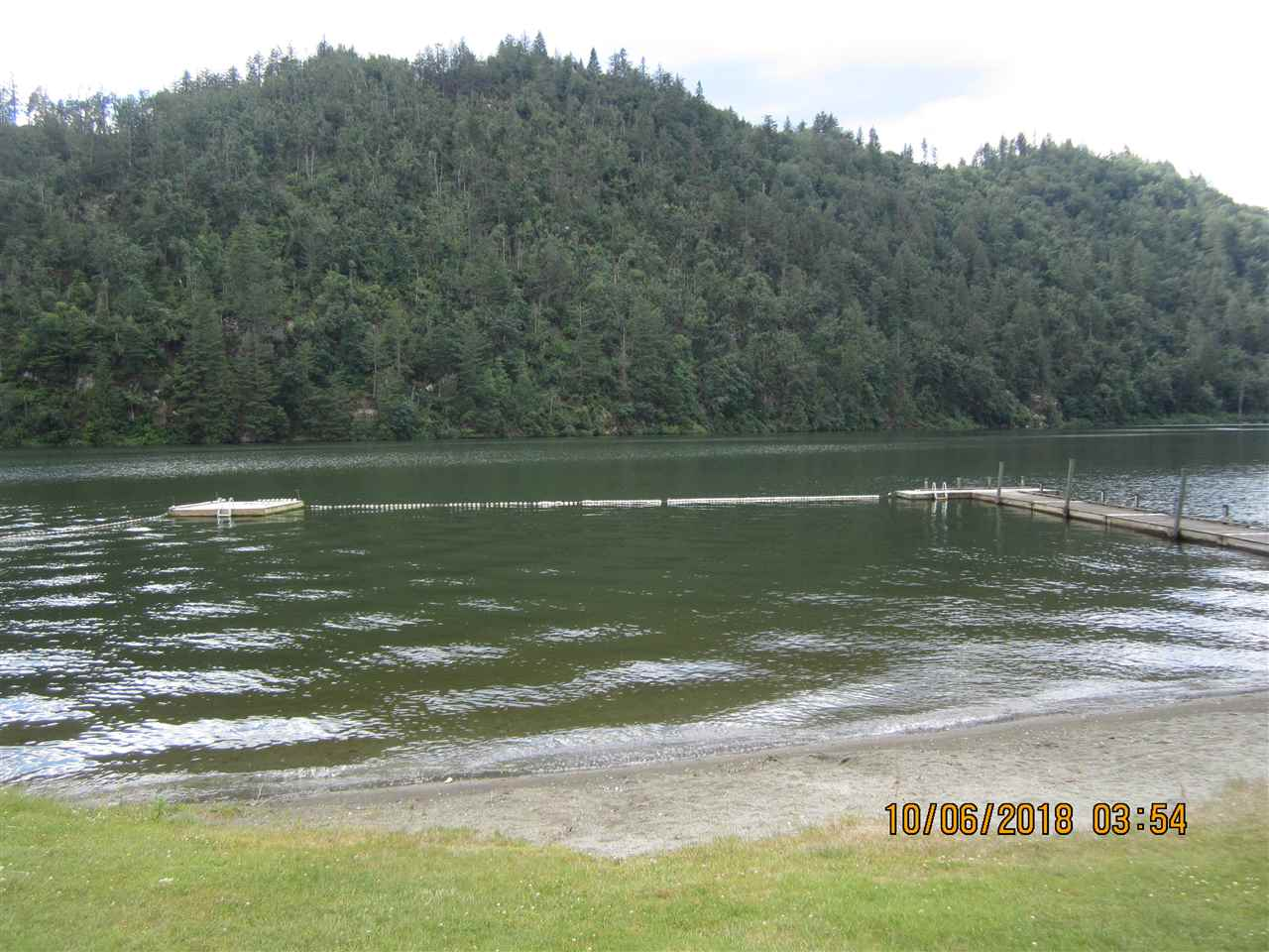 Wonderful Opportunity at Popular SWAN'S POINT RESORT. Rare find - lot only. Includes shed enjoy the lake rain or shine. Swim, fish, waterski, host and enjoy all the lake has to offer. Gated community very well kept, lovely beaches, docks, clubhouse, tennis court and private boat launch. Just over an hour from Vancouver, $163.00 per month including taxes.