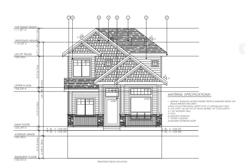 Centrally located in beautiful boundary park over 4100 sq ft rectangular lot in prime area of Surrey. Can build 3 storey home. Back lane access for parking. Close to schools, shopping, transit and recreation. Building plans are ready. Immediate possession available. Building Plans Approved ready to build!!