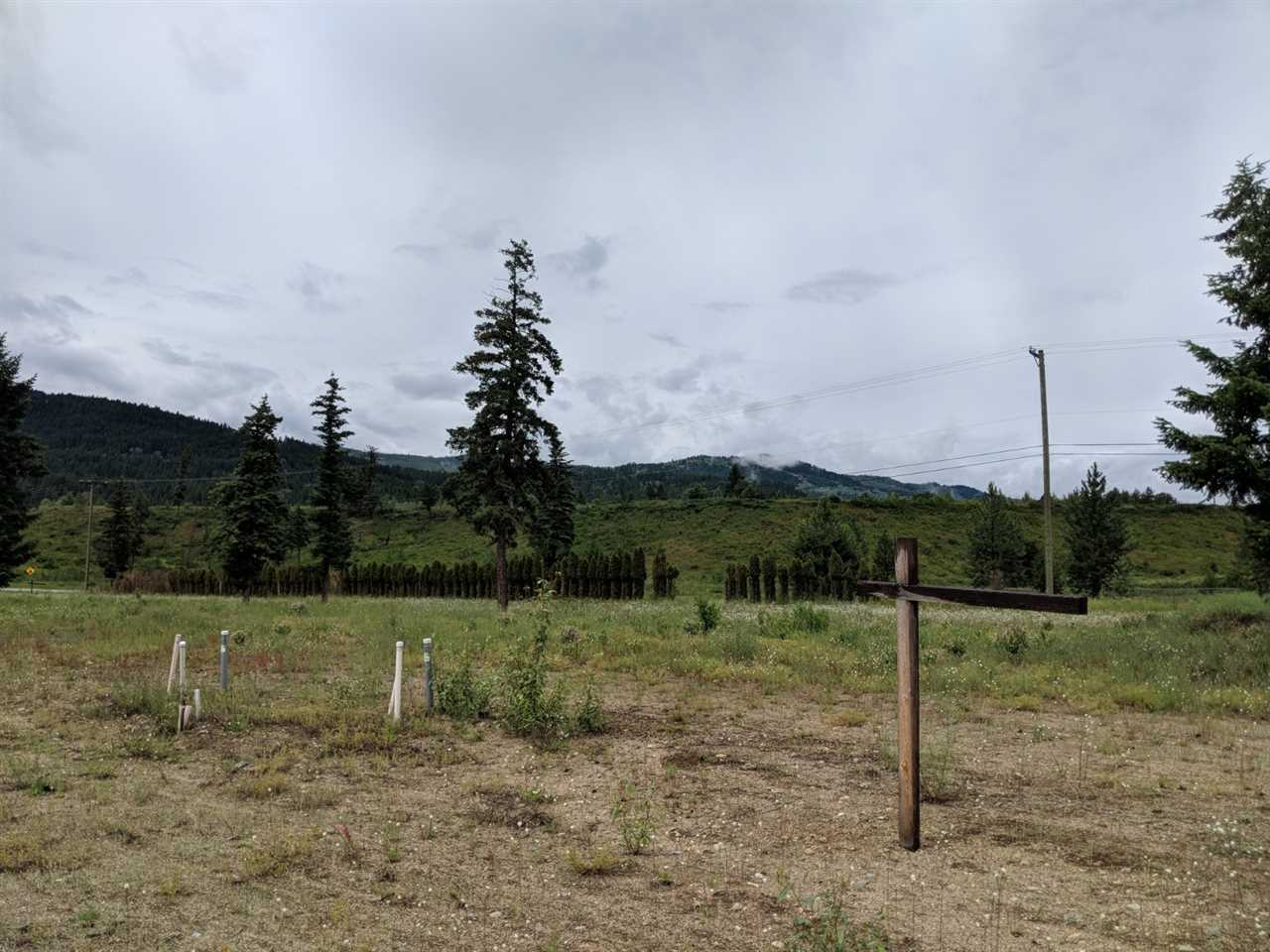 Level and ready to build on lot in central Barriere location. Walking distance to schools, close to city centre and easy highway access. Hurry before the last 6 remaining lots sell. Call today for more details.