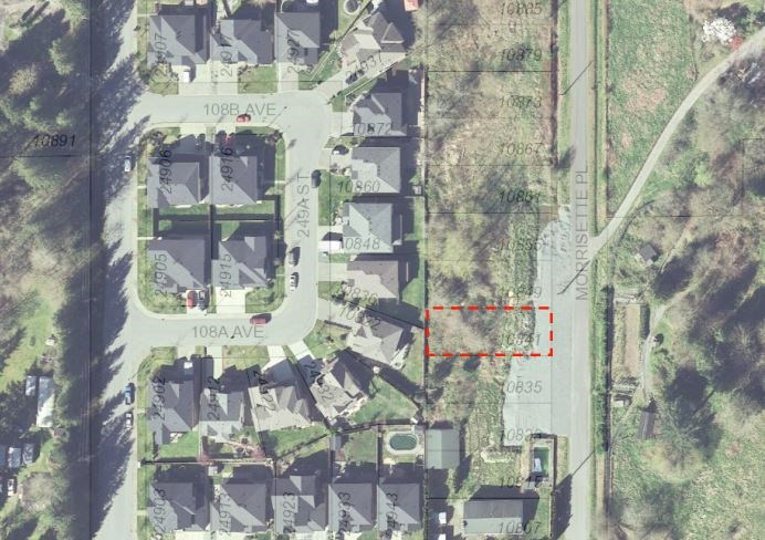 Albion 6339 sqft RS1B building lot in new subdivision. Potential to build 2-storey home with basement. Potential legal suite can be built in this zoning.