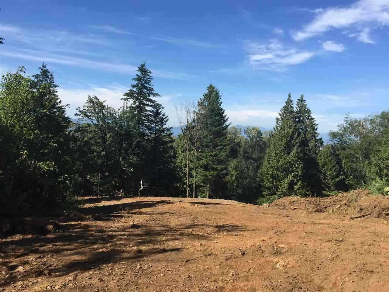 Rare find! This private, 1.4 acre view property is a stone's throw from Vedder River. Either build your dream home or it's a great opportunity for subdivision. Geo reports, environmental survey done for a 4 lot split. Subdivision application already submitted. All services at lot line.