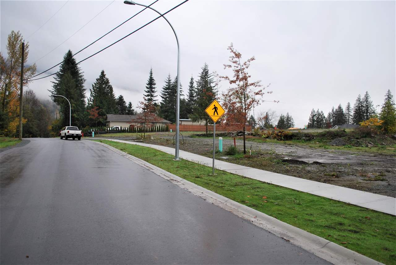 Huge (almost 12,000 sq. ft.) flat lot in Rosedale lot in a quiet residential area, with wide frontage, and on sewer! Great setting for your dream home. Triple garage, shop, pool - possibilities galore. Well-priced, great value.