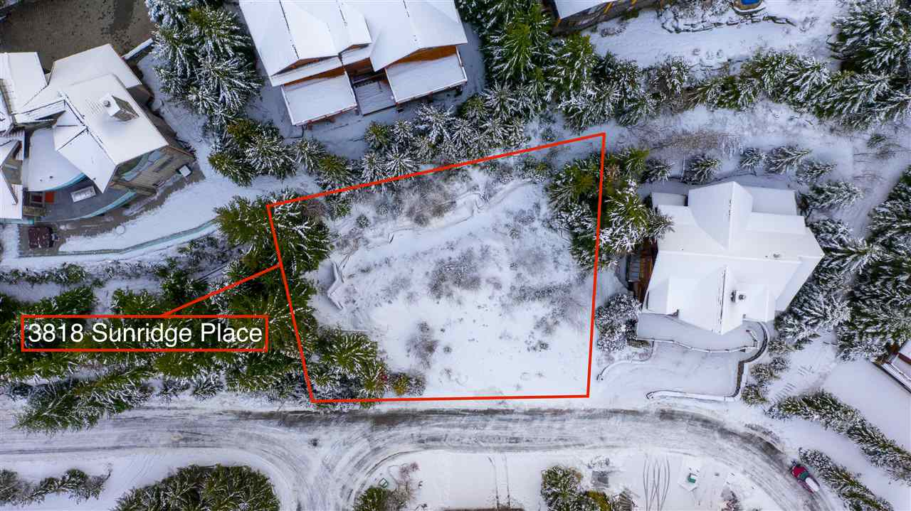 One of Whistler's best addresses has hit the market and can now be yours and you can spend the winter envisioning and creating your dream mountain residence! The location of this 0.276 acre building lot absolutely cannot be beat. You are within very close proximity to the electric offerings of Whistler Village and most notably you are steps away from the ski out trail on Whistler mountain - you really can't get much closer to the action then this! Offering stunning South Western exposure the opportunities for your 5,000 sq/ft Whistler dream home are absolutely endless and you will never tire of the beautiful mountain views offered by this rare building lot in Sunridge Plateau. Location, location, location - you must drive by this building lot to take in all that it has to offer.