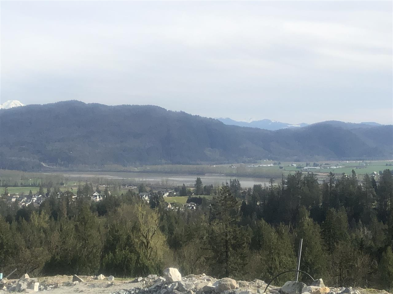 """""""Hatzic Ridge""""! Spectacular river & Mt Baker views! Build your dream home here! This will be one of the finest high end developments in the Fraser Valley!"""