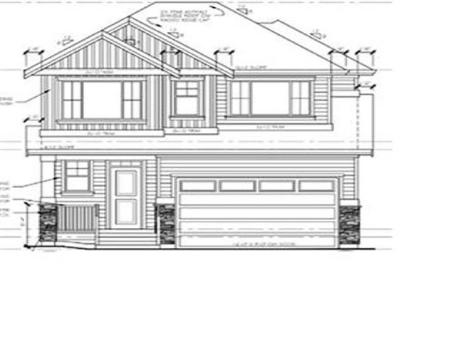 Opportunity to build your dream home. Developing neighbourhood that has a great view of a greenbelt. Build a house over 4,000 sq.ft. with 5 bedrooms and 4 washrooms. Design your own house the way you like it. Endless possibilities with this lot over 5,400 sq.ft. Call today for more details!