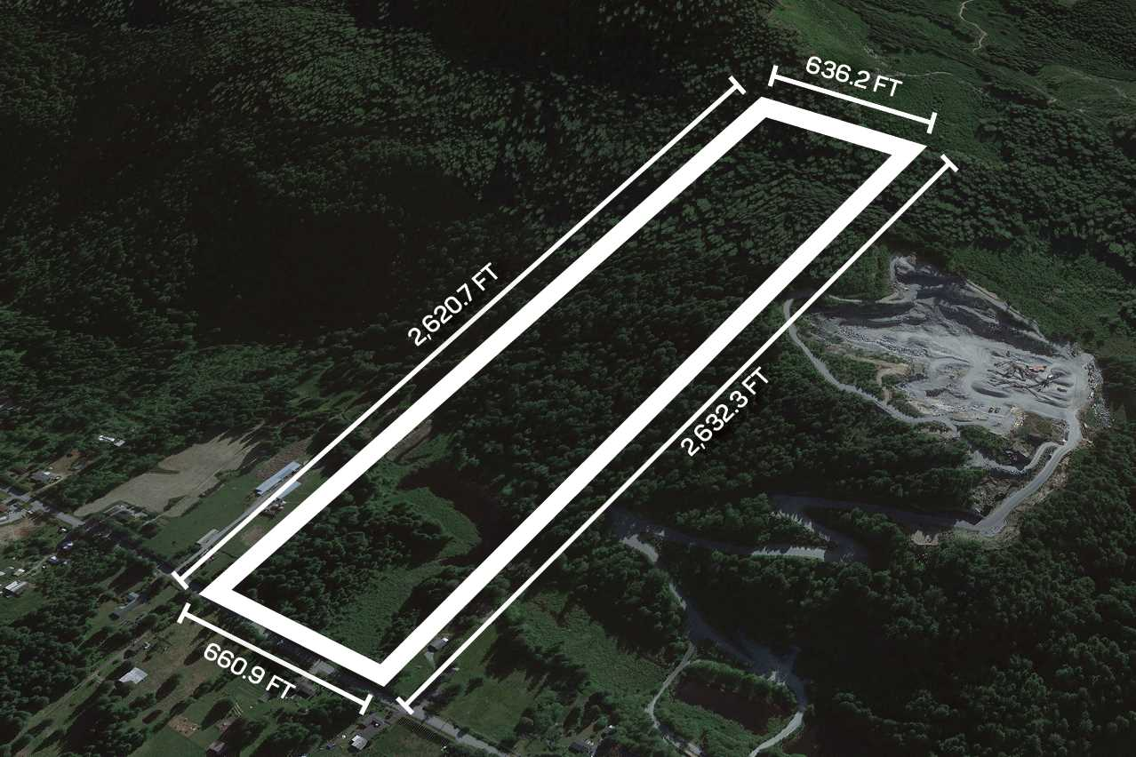 40 ACRES - LAND ONLY in North Mission. Ideal acreage to build your dream home. Enjoy your own private lake surrounded by beautiful trees! The land is partially zoned A-1 (Within the ALR) with the balance zoned R-3 (Outside the ALR) which holds the future potential to subdivide.