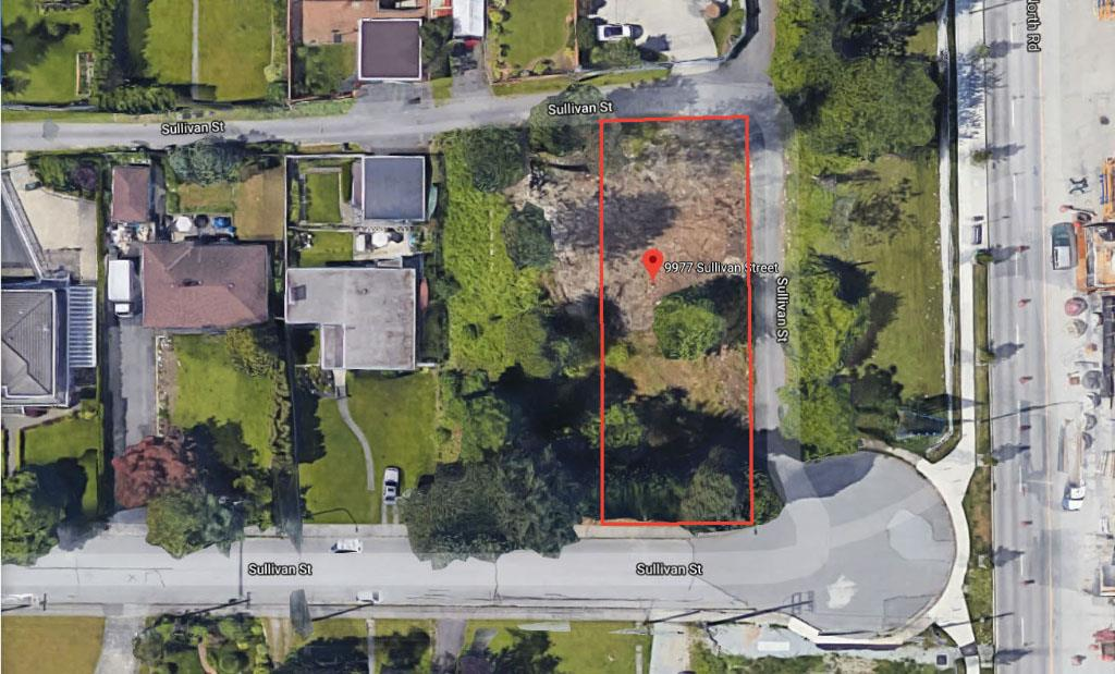 SOUTH/NORTH FACING CORNER LOT OF 9125 SF IN DESIRABLE SULLIVAN HEIGHTS BURNABY;THIS CLEAN LOT ON CURL-DE-SAC ROAD WITH WALKING DISTANCE TO SKYTRAIN,TRANSIT,LOUGHEED MALL,SCHOOLS,COQUITLAM COLLEGE,REC. CENTRE AND EASY ACCESS TO HWY & BUS TO SFU!BUILD YOUR DREAM HOME CURRENTLY UNDER R2 ZONING OR HOLD A LOT VALUE FOR INVESTMENT. ALL SERVICES ARE CONNECTED ONSITE.CALL OR DRIVE BY FOR THIS EXCELLENT LOT PURCHASE OPPORTUNITY.