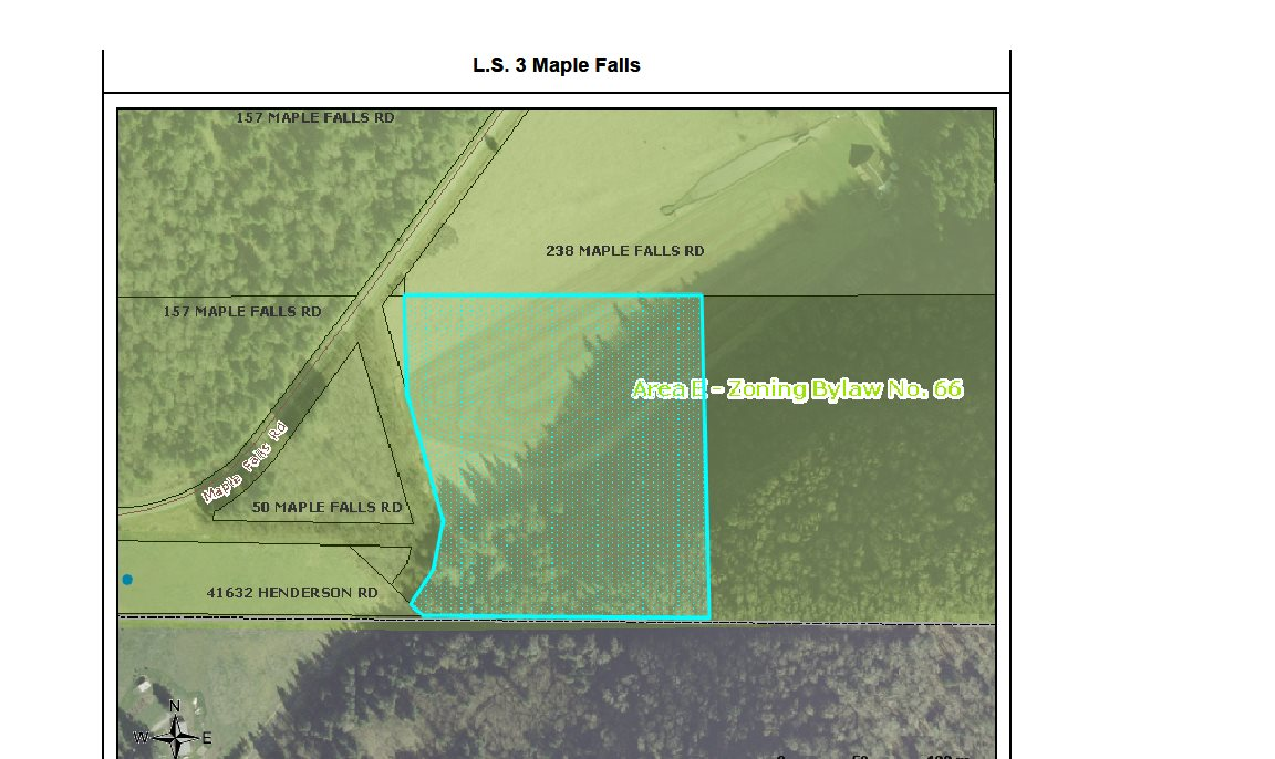 New 10.24 bare acreage in serene Columbia Valley! Take a close look at this prime 10.24 acre bare property. Several acres of level land allows ample room to build your custom home, barn & shop. Great northwest exposure. Balance of the property is mountainside boarding on the US border. Ideal location to set up your hobby farm! Fronts on Maples Falls Road. Adjacent .24 acre parcels also available. Enjoy prime country living in beautiful Columbia Valley. Very close proximity to Lindell Beach, Cultus Lake, shopping, recreation and so much more! Call today for details.