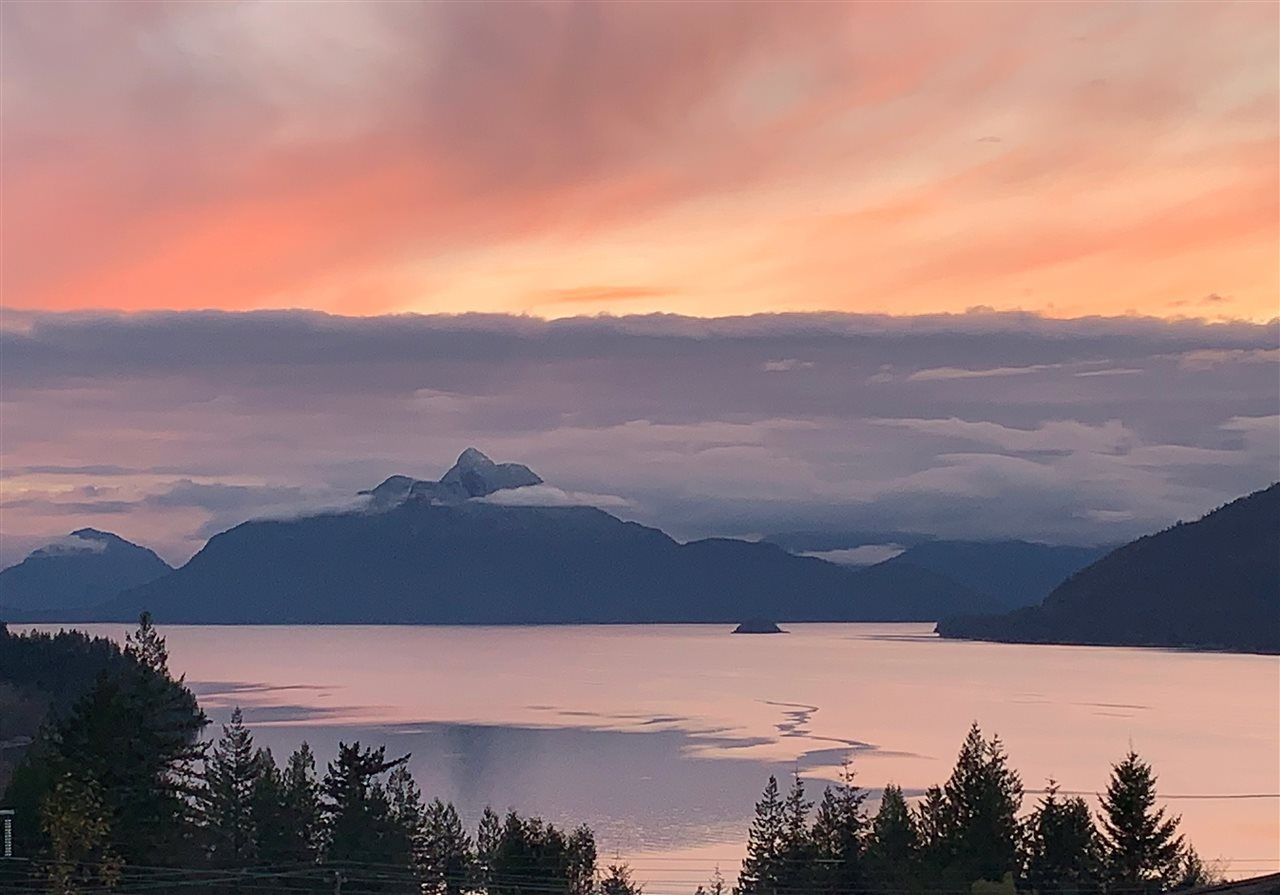 37 Acre of Land on Sea to Sky Corridor. High above all other residential properties, with breathtaking view of Howe Sound. Topography Survey, and preliminary concept plans available for eco-hotel. Potential to develop boutique hotel resort or a very exclusive private villa.