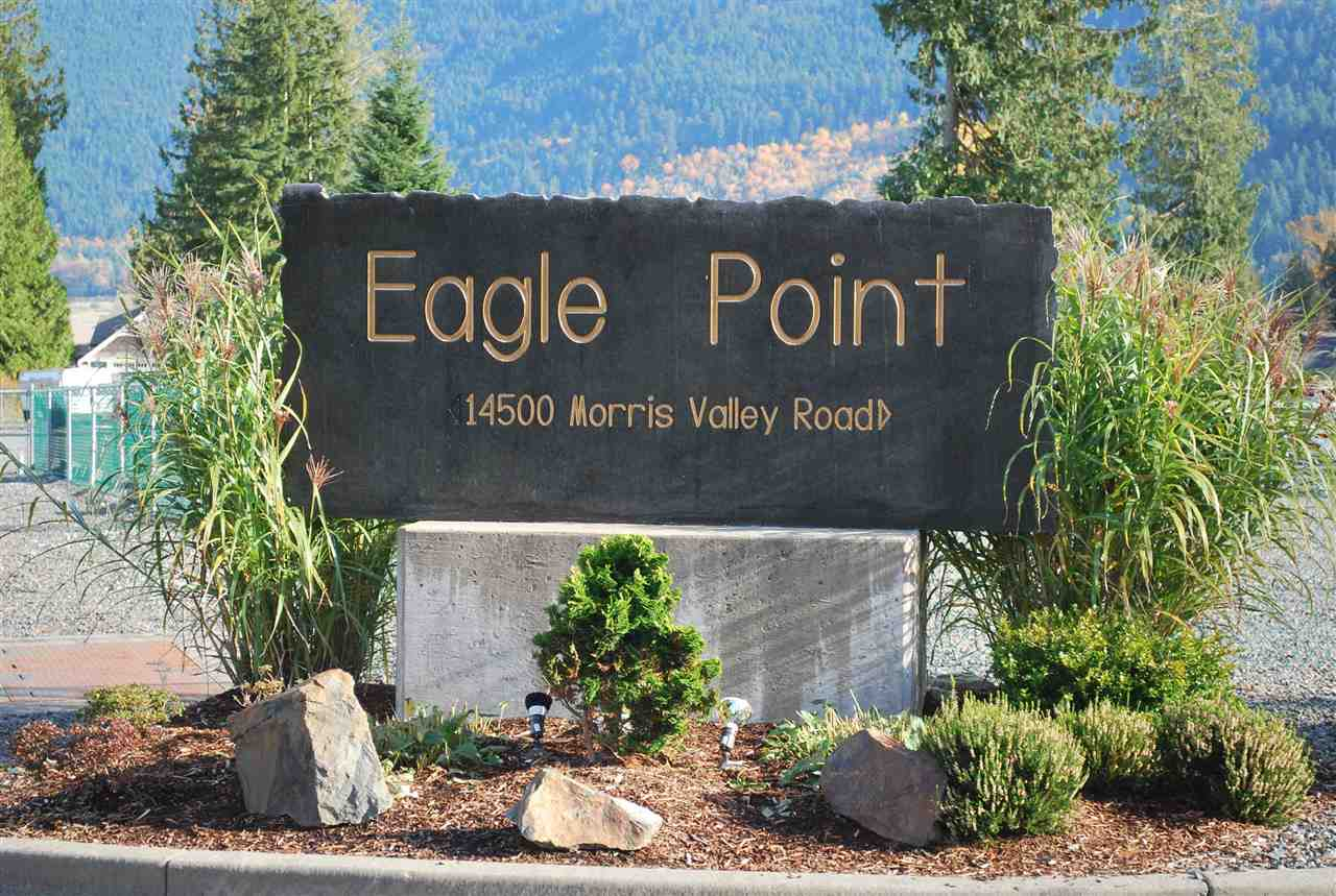 FULLY SERVICED and ready to build on this LEVEL, 7000 square foot lot, backing onto a park in Gorgeous Eagle Point Estates. Build your Dream home or country cottage now or hold for your future use. You will enjoy all     the natural beauty that Harrison Mills has to offer as well as all the recreational opportunities close to home. With Sandpiper Golf resort and the Majestic Harrison river only a short walk from your door step and Sasquatch ski resort and Harrison Hot Springs just 20 minutes up the road. Take in a round of Golf, go skiing, kayaking, fishing, boating, swimming or go for a peaceful walk on the many trails. This is your perfect time to get out to the country and enjoy the relaxing, retirement lifestyle that you deserve.