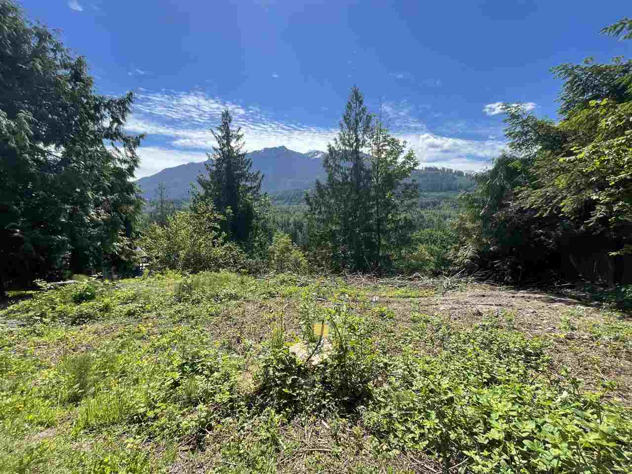 Beautiful building site with picturesque views of Chilliwack mountain range. Minutes to Chilliwack River. Outdoor paradise with hiking, quading and mountain biking right out your front door. Water rights in place for pure artisan spring water. Septic approvals in place. Site has been surveyed complete with topographical map. Site is ready to submit your vision  to the Fraser Valley Regional District.