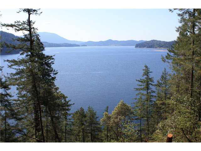 Over 5 acres of panoramic South facing views from this highbank waterfront property. Easy to develop building sites with Gambier Island & Keats Island in the foreground and Vancouver Island in the distance. There is a beautiful walking trail that traverses this property & the adjacent lots down to the waterfront where an area has been set aside to accommodate a dock for the use of select property owners. If you are not a boater this area will offer magical times for swimming, watching the grand children fishing, or merely enjoying the ever changing scenery. This property measures 314.58' at the waterfront.