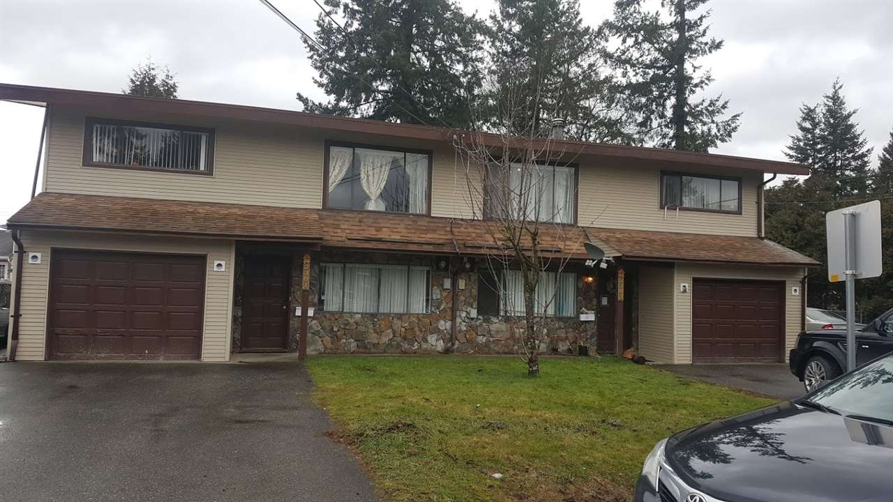 Investor Alert - Duplex with 11200 sq.ft. lot, 100 ft front and 112 depth, in central location with excellent rental potential. Total 10 bedrooms, 4 full bathrooms, 4 kitchens, four living rooms, very spacious, 4200 SF, 6 years old roof, recent renovations, flooring and fresh paint. Basements have separate entries, Close to schools, parks, shopping. Both sides rented for $3200. Could be more. Subdividable lot. Verify by the city. Bring your offers! Call today for a showing.