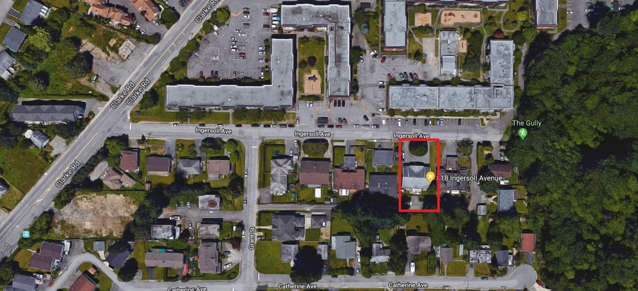 Land assembly for Investor or Developer. One of Burquitlam - Neighbourhood Plan projects, potential for Multi - Family Development.