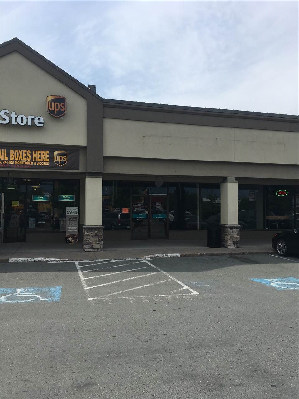 Southgate Shopping Centre. Join Shopper's Drug Mart, Pink Nails, Moon Hair Salon, Medical Clinic & more!! One of the busiest strip malls in Chilliwack. Lots of foot traffic. 2248 sqft retail/office ground level.
