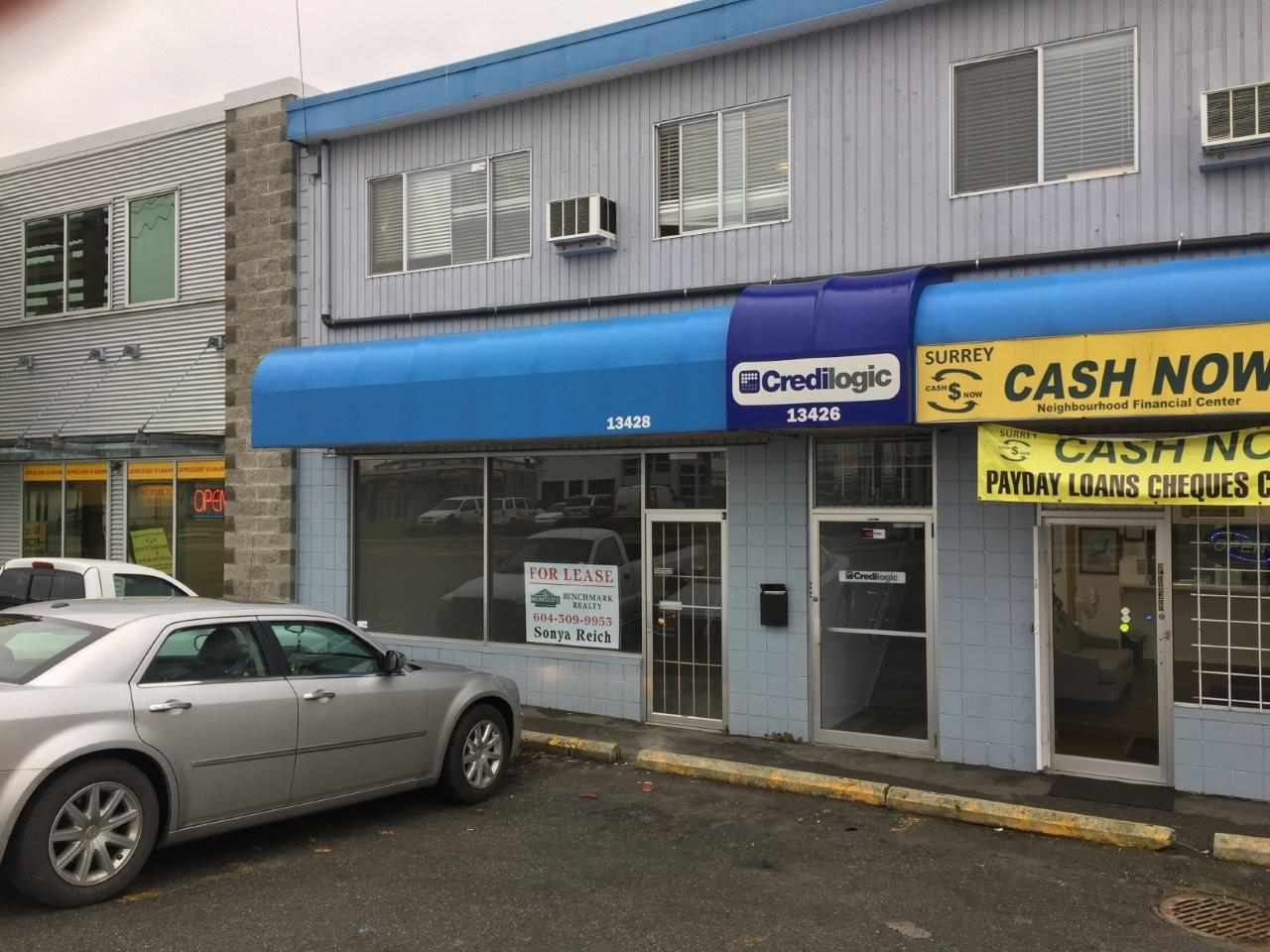 """""""FOR LEASE"""" 792 SF, 2nd level Office Space fronting 72 Ave with high foot traffic. Base rent at $10.00/sf/annum and additional rent at $6.00 (2016)/sf/annum & comes with 2 designated parking stalls. Easy to show."""