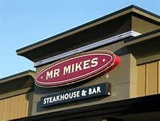Great opportunity to take over this well established Franchise. Mr. Mikes. Very well known national brand. This is a rare opportunity to take over a very strong location with great revenues. Great Exposure. High Traffic location. Busy strip mall location. This a very densely populated area. The surrounded by residences and business. This location has great sales volume. High end, vibrant lounge area. The food is great .The atmosphere in entire restaurant is great. Outstanding chic decor. Large patio, great for summertime.  Strong turnover of tables daily. Very busy weekend sales. Well trained  staff. This is a turn key, turn  profit  location  . The current owners have  this location  operating very efficiently. VERY HIGH SALES volumes. Over 150 seat location. It is very rare to find an opportunity like this package.  With the amount of sales, the location, well known national brand and a such a great looking restaurant.